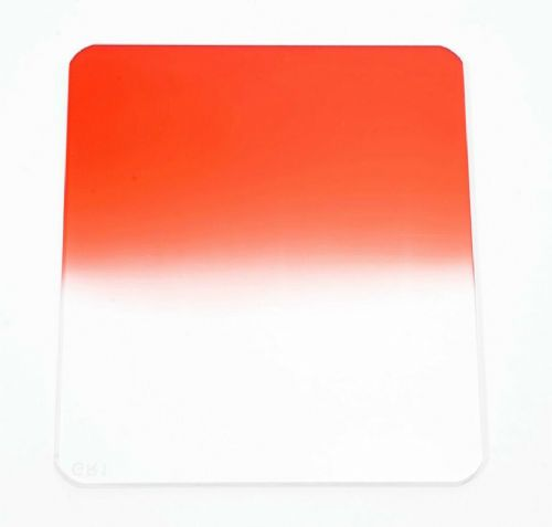 Kood P Series Cokin P Size Light Red Soft Graduated Filter